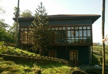 Palacete Peñanora - Oviedo, Asturias