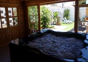 Casa Rural con Spa Jacuzzi