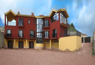 Casa Rural Arrieta - Castejon De Valdejasa, Zaragoza