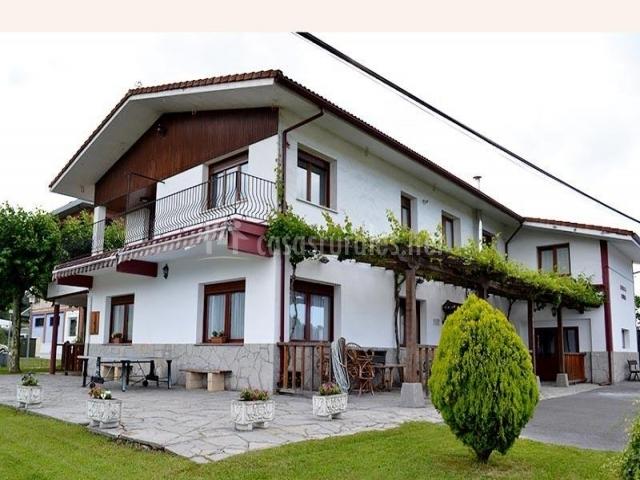 Casa Rural Atxispe Etxea