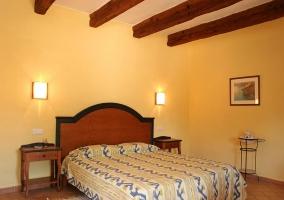 doble cama apartamento