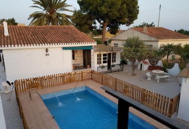 Casa rural El Vergel - Pozo Estrecho, Murcia