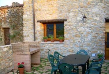 Casa rural El Castellet - La Jana, Castellón