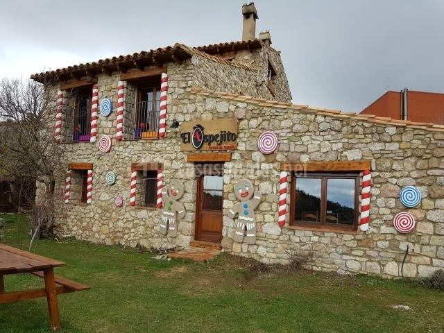 Casa de la Bruja- Hansel y Grettel