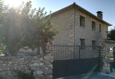 Los Rebollos Altos - Aldealengua De Pedraza, Segovia