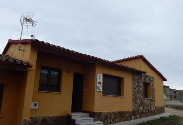 Casa Rural Grajos I - San Juan Del Olmo, Ávila