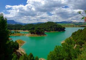 Embalse de Guadalhorce