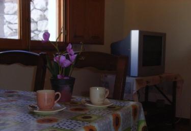 Comedor con tele de plasma