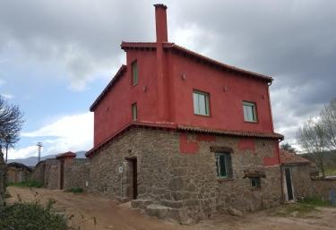 Casa Rural Rojo del Tietar - La Iglesuela, Toledo