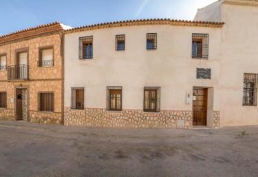 Casa Rural Gafas - El Toboso, Toledo