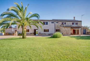 Finca Can Carro - Lluchmajor, Mallorca