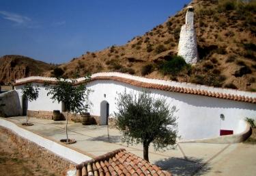 Casa Cueva Lopera - Graena (Balneario), Granada