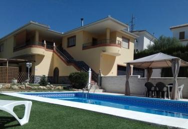 Casa Rural Mirador de la Sierra - Huetor Santillan, Granada