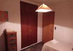 Dormitorio 2 camas individuales
