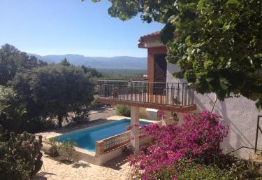 Country house Godall - La Galera, Tarragona