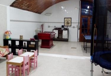 Common leisure room