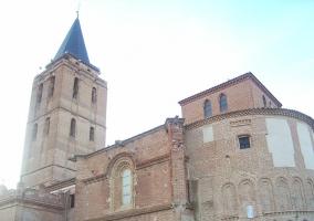 Iglesia de San Nicolás en Madrigal
