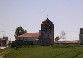 Iglesia en Crespos, Ávila