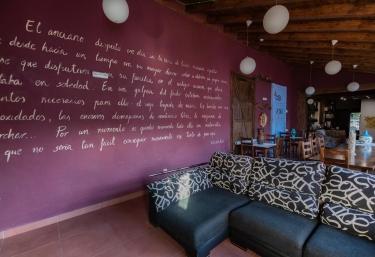 La Casa Azul - Alcanadre, La Rioja