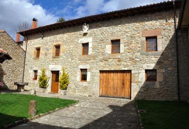 Casa Rural Soterraña - Pomar De Valdivia, Palencia