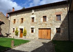 Casa Rural Soterraña