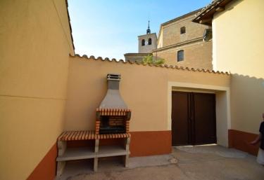 Casa Rural La Plaza - Valoria La Buena, Valladolid