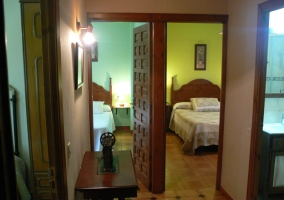 3 habitaciones y baño Casa