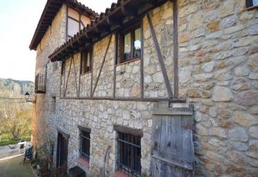 Torre los Templarios - Herran, Burgos