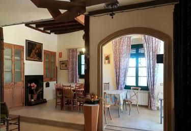 Casa rural Cal Tarragona - Miralcamp, Lleida