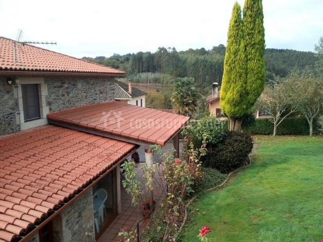 Casa Rural Oza do Ríos