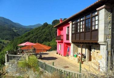 Rurales La Escuela - Villar (Teverga), Asturias