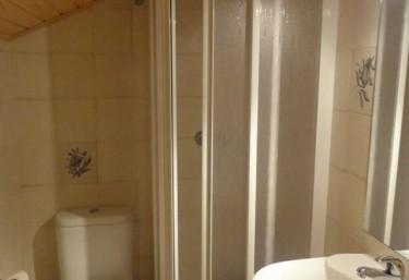 Aseo de la casa con su ducha