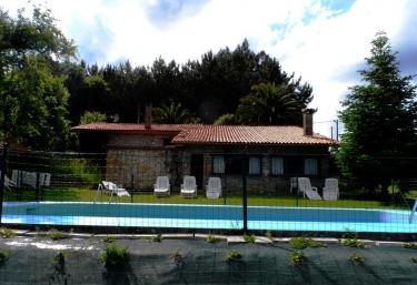 Casa Rural Dharma Gaia - Irixoa (San Lourenzo), A Coruña