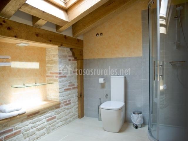Casa rural sierra de pr dena en pradena segovia - Estante para ducha ...