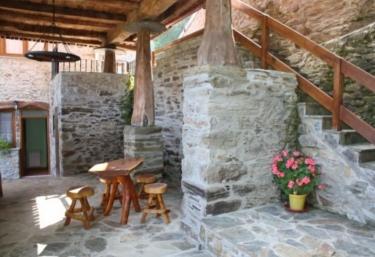 Casa de Ares -  I - Ribeira De Piquin (Capitalidad), Lugo