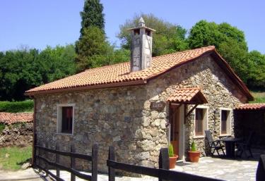 Casa de Piedra Esencia - Curtis, A Coruña