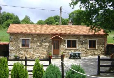 Casa de Piedra Mística - Curtis, A Coruña