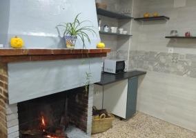 Casa Rural El Barrio - Fuenteheridos, Huelva