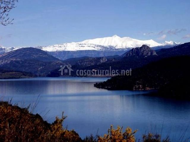 Vista desde Palo, Huesca