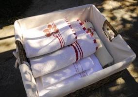 Ponemos a tu servicio juegos de toallas