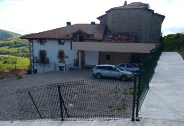 Palacio de Aralar - Oscoz/oskotz, Navarra