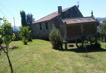 Casa do Crego - Vilaboa (Graña), Pontevedra