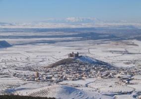 vistas de Calahorra