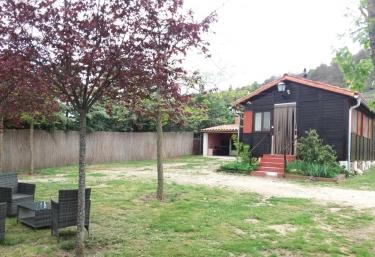 La Canadiense Log Cabin - Buenache De La Sierra, Cuenca
