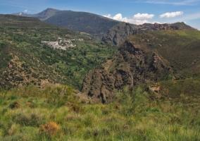 Bungalows y Cabañas La Alpujarra