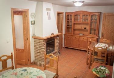 Casa Amparo - Alcoleja, Alicante
