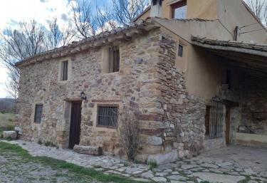 Molino del Rìo - Torrelacarcel, Teruel