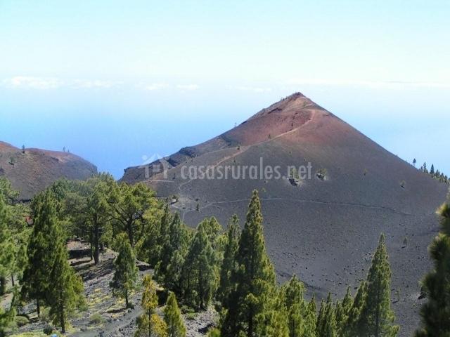 Ruta de los Volcanes en Tenerife