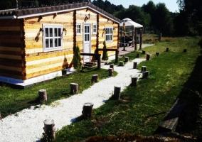 Cabaña de Alberche