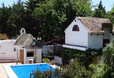 Casa Curiosa - Zahora, Cádiz